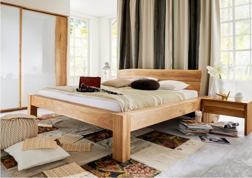 massivholzbett sarafina steinhagener betten und matratzenservice marc wartenberg e k in. Black Bedroom Furniture Sets. Home Design Ideas