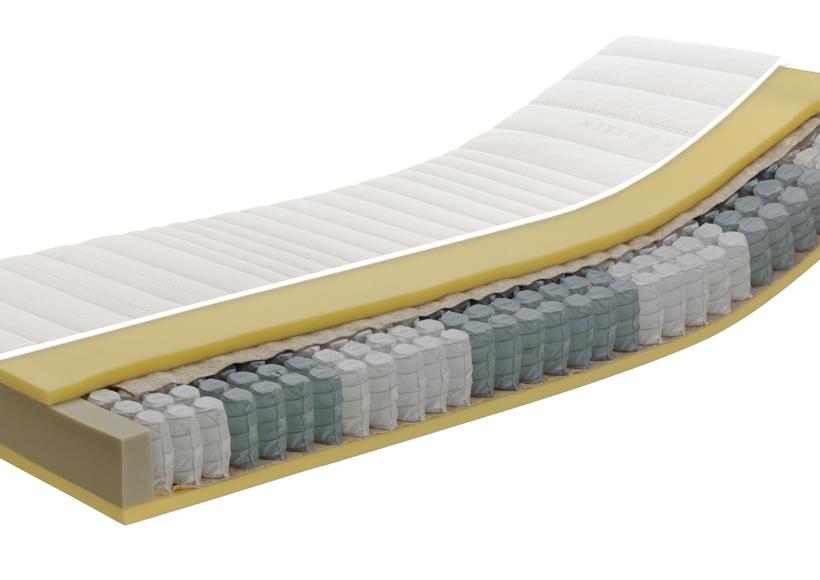 taschenfederkern matratze airgocell 700 tfk steinhagener. Black Bedroom Furniture Sets. Home Design Ideas